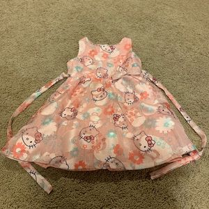 Hello Kitty Dress. Size 3t. Excellent condition!
